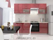 Кухня Гамма МДФ глянец