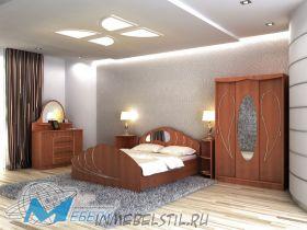 Спальня  Жемчуг-3