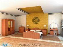 Спальня Золушка-2 (с матрацом)